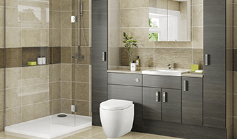 fitted bathroom - Kitchens Falkirk – Kitchen Design Falkirk