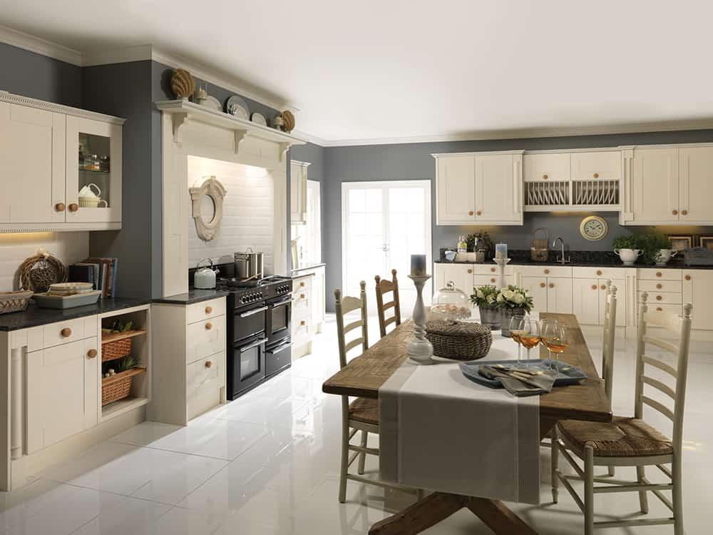 Pendle Oyster Kitchen Kirkintilloch Falkirk - Kitchen Design Ideas